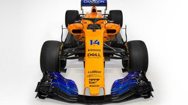 McLaren: Papaya orange and Renault engine for 2018