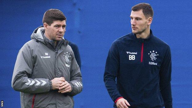 Gerrard and Barisic