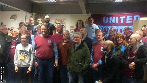 The West Ham United Independent Supporters Association