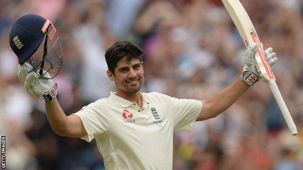 Alastair Cook (Getty Images)