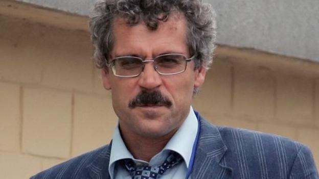 Grigory Rodchenkov: Russian whistleblower suspected British cheats