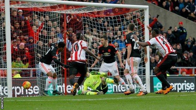 Sunderland's winner