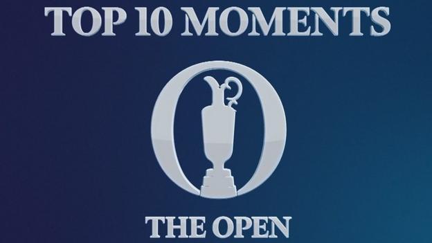 Open Championship vote: Pick your favourite moment