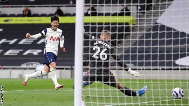 Tottenham to hold review after Son Heung-min suffers racist abuse (2021)