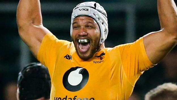 Premiership: Bristol Bears 21-26 Wasps - late Nizaam Carr try snatches win thumbnail