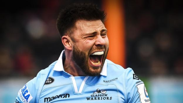 Champions Cup: Glasgow Warriors v Sale