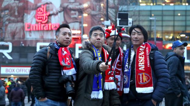 Football tourism - why it's not just half and half scarves