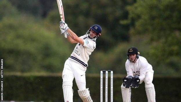 sports John Simpson helped Martin Andersson put on 63 runs at leafy, empty Radlett to complete Middlesex's second Bob Willis Trophy win against Sussex