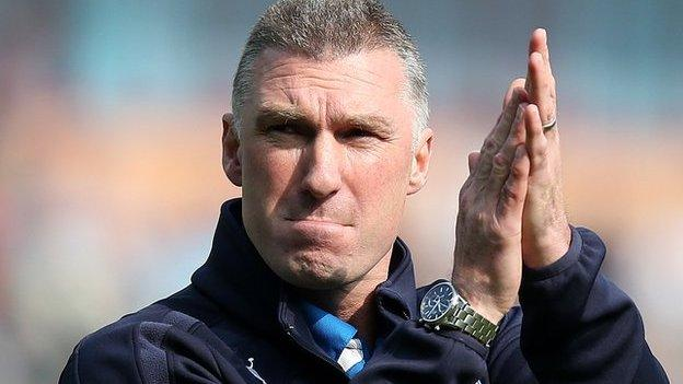Nigel Pearson's most successful time as manager was at Leicester, who he twice led to promotion and shaped a Premier League title winning team