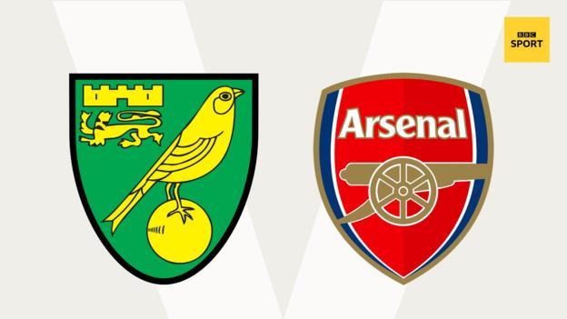 Norwich v Arsenal