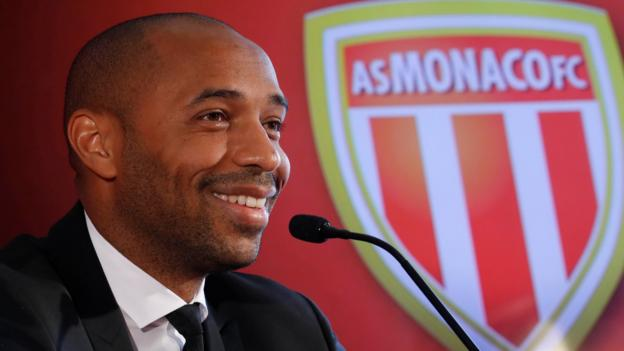 Thierry Henry says Pep Guardiola is 'the reference' for new Monaco boss