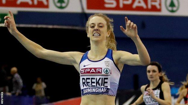 Jemma Reekie