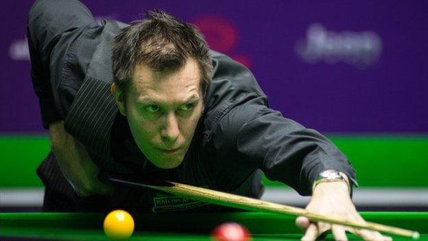 Ronnie O'Sullivan suffers first defeat against Dominic Dale thumbnail