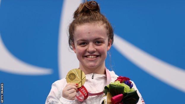 MaisieSummers-NewtonがS6200mメドレーで金メダルを獲得