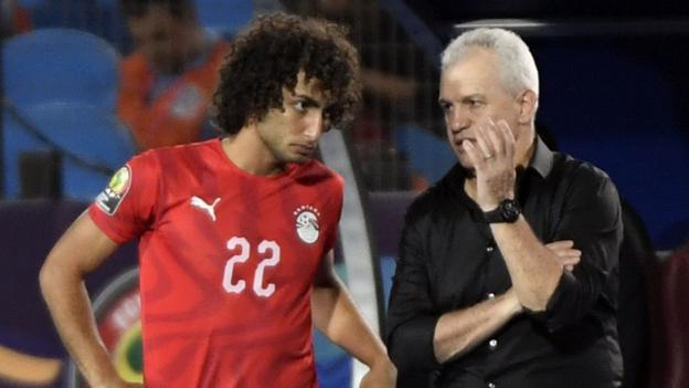 Africa Cup of Nations: Egypt sack head coach Javier Aguirre after last-16 exit thumbnail