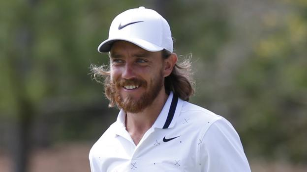 Players Championship: Tommy Fleetwood and Kegan Bradley share lead at Sawgrass thumbnail
