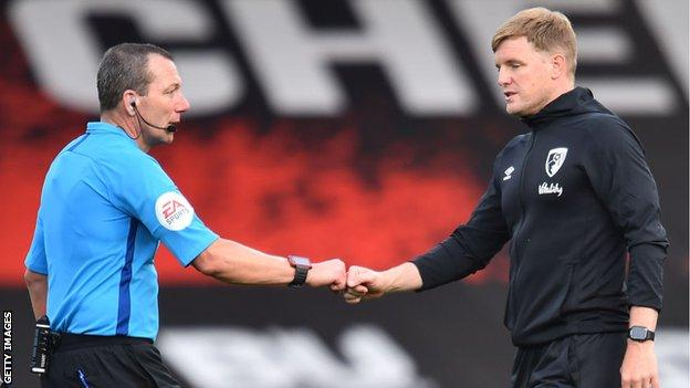 Former Bournemouth boss Eddie Howe is expected to take over at Celtic