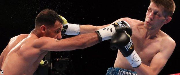 Kal Yafai beat Jason Cunningham