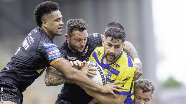 Warrington Wolves were defeated by Castleford in their Challenge Cup semi-final, meaning they missed out on a fourth final appearance in six seasons