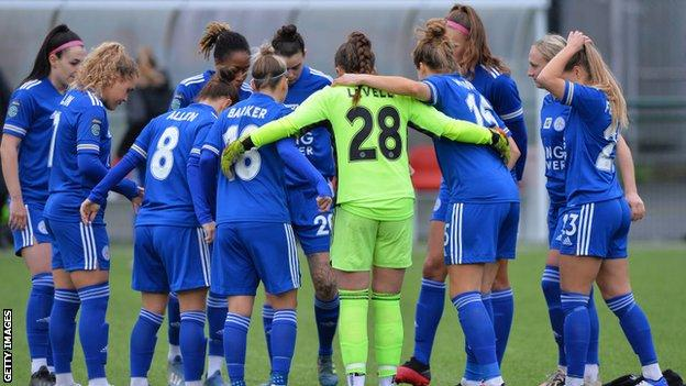 Leicester City Women S Players Fined After Hosting Party Bbc Sport