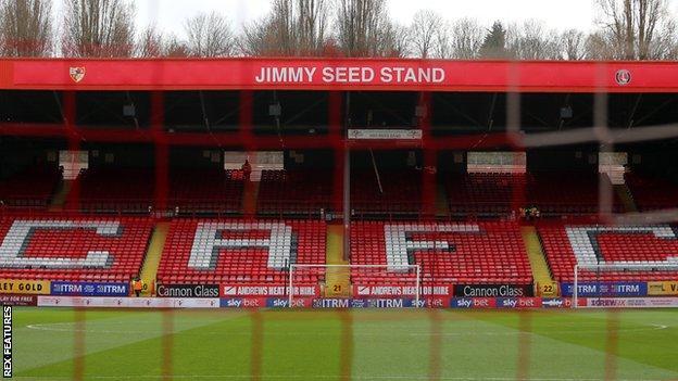 Charlton Athletic stadium