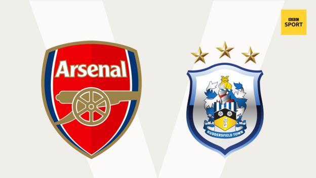 Arsenal v Huddersfield