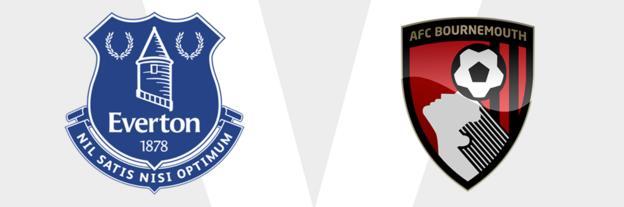Everton v Bournemouth