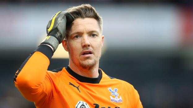 Wayne Hennessey 'desperate' to learn about Nazis - Crystal Palace boss Roy Hodgson thumbnail