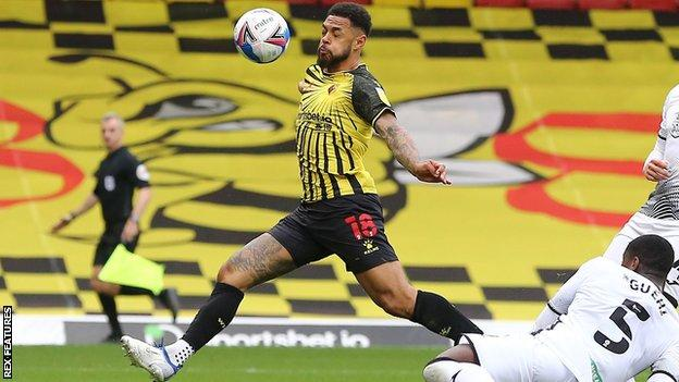 Andre Gray scores