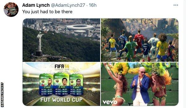 Pictures from World Cup 2014.