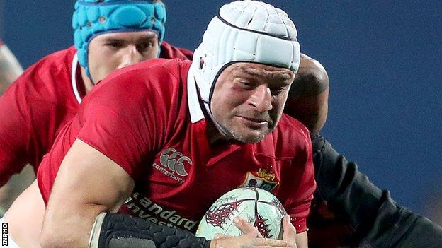 Rory Best has made 198 appearances for Ulster since making his debut in 2004