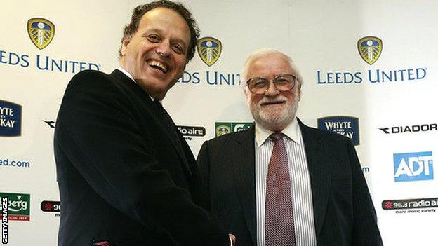 Man united news  football news  football transfer and rumours Gerald Krasner and Ken Bates