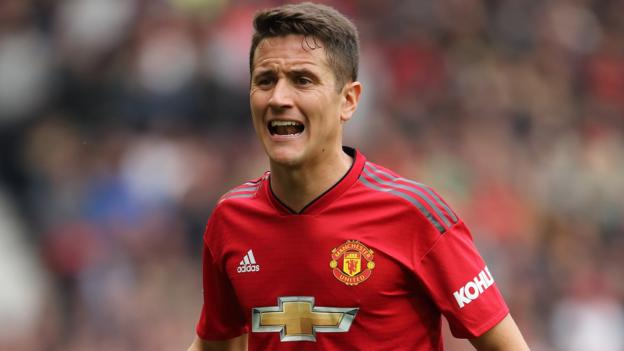Ander Herrera to leave Man Utd at end of season thumbnail