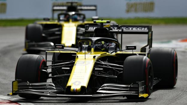 Renault critical of Japanese Grand Prix disqualification