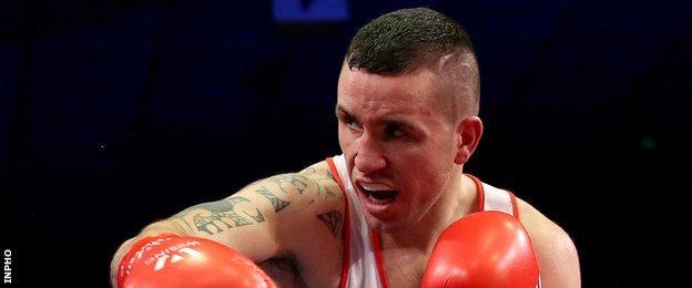 David Oliver Joyce felt he had done enough to beat Britain's Joe Cordina
