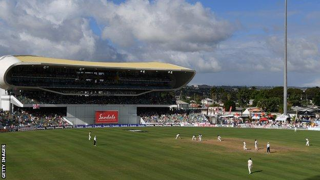 England West Indies