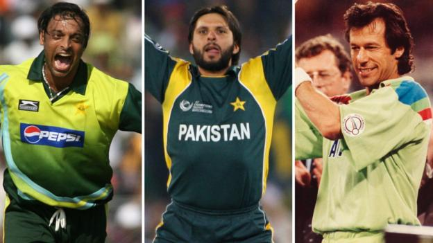 All-time Pakistan ODI XI revealed: Imran Khan, Wasim & Waqar all ...