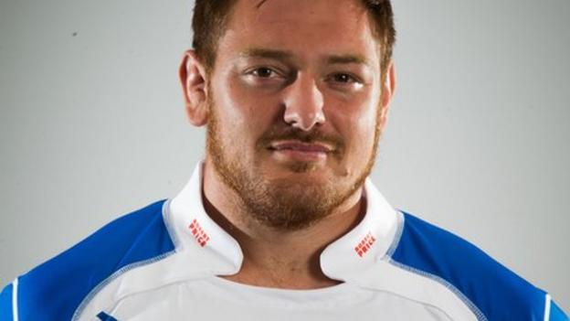 Dan way injury forces newport gwent dragons prop to for Dans way way