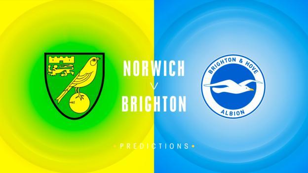 Norwich v Brighton