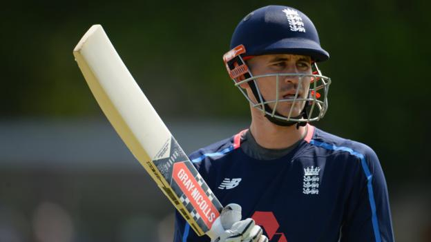 Alex Hales: England batsman on lessons learned from Bristol nightclub incident thumbnail