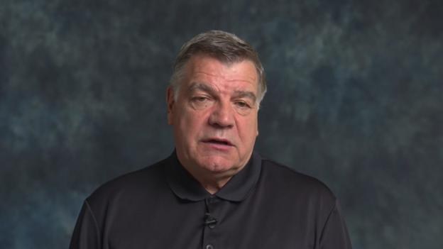 101995578 p069x4jn - Sam Allardyce says he has struggled to to find over shedding his job as England manager