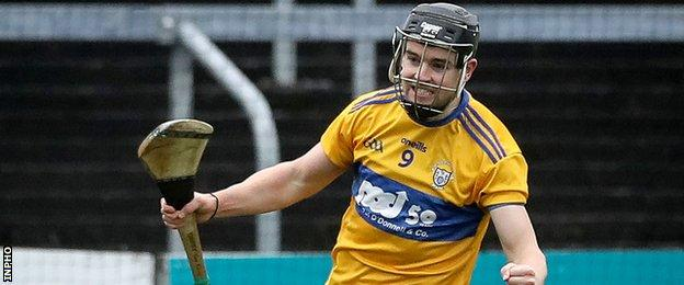 Two-time All-Star Tony Kelly will be part of the Clare panel at Corrigan Park on Sunday