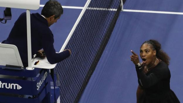 Serena Williams: Carlos Ramos will not umpire Williams sisters at US Open thumbnail