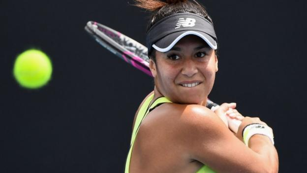Watson fights back to reach Australian Open second round thumbnail