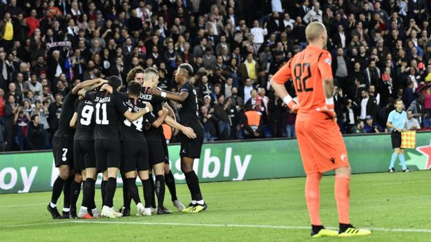 PSG v Red Star Belgrade: 'Match-fixing' inquiry into 6-1 Champions League win - ...