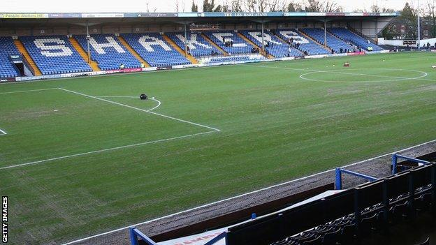 Bury finished bottom of League One and were relegated to the fourth tier