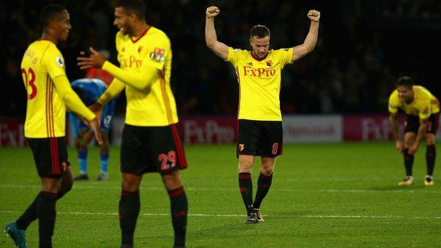 Marco Silva's Watford