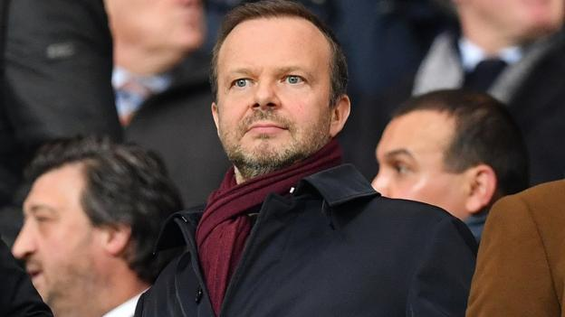 Ed Woodward: Man Utd chief says big-money transfer talk ignores financial reality