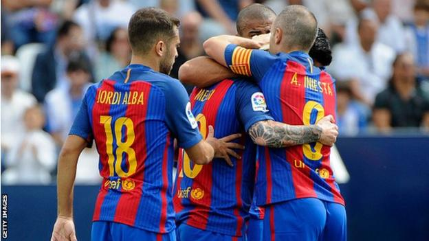 Leganes v Barcelona