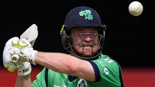 West Indies v Ireland: Tourists secure dramatic four-run win in opening T20I in Grenada thumbnail